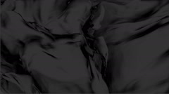 Abstract background in the form of crumpled tissue - stock footage
