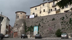 Fornelli small village of Molise Stock Footage