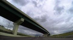 Highway Driving in Columbus Ohio Arkistovideo