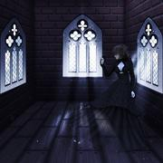 Haunted Interior and Ghost Stock Illustration