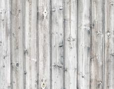 Light wood texture background. White gray color. Stock Photos