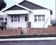 SUBURBAN HOMES, (Archive Footage) AUSTRALIA (1980S) - stock footage