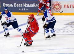 Dmitry Frolov (34) - stock photo