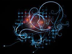 Synergies of Inner Logic Stock Illustration