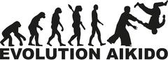 Stock Illustration of Evolution Aikido