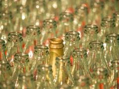 Coke Bottle Game Stock Photos