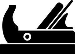Carpenter Tool - stock illustration