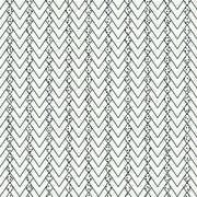 Geometric abstract chevron zigzag stripes pattern. Vintage hipster striped Stock Illustration