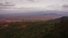 Great Rift Valley Stock Footage