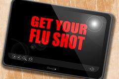 Get your fly shot background - stock illustration