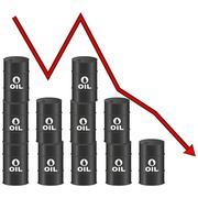 Illustration Graphic Vector Price of Oil - stock illustration