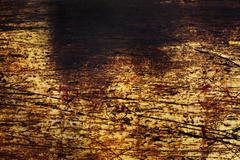 rusty abstract background - stock photo