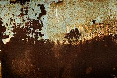 Rusty abstract background Stock Photos