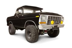 Ford Bronco 1979. Stock Photos