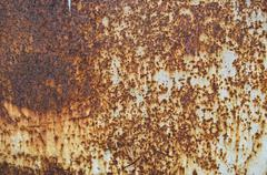 Stock Photo of Grungy rusty metal texture