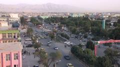 Mazar-e Sharif, Afghanistan.mp4 - stock footage