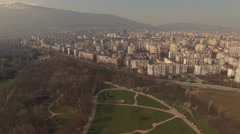 City of Sofia Stock Footage