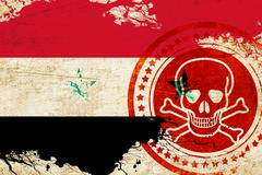 Syria flag Piirros