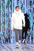 Brand Who Catwalk in Mercedes-Benz Fashion Week Istanbul - stock photo