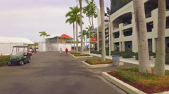 Welcome to the Miami Open 2016 Stock Footage