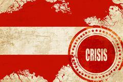 Austrian flag - stock illustration