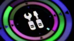 Repair icon. Looping. Stock Footage