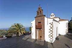 Pilgrimage church of San Juan Bautista Los Galguitos quarter San Andres y - stock photo