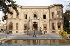 Abgineh Museum Iranian Museum of Glass and Ceramics Tehran Iran Asia Kuvituskuvat