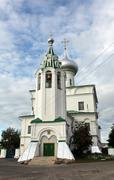 Church of St. Andrew - stock photo