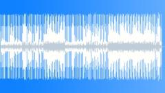 Fallen Off The Rails - Edgy Funky Black Keys Rock (minus lead melody backgrou - stock music