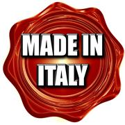 Made in italy - stock illustration