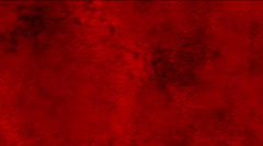 Red blood motion background Stock Footage