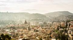 Nazareth timelapse Stock Footage