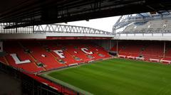 Anfield Kop End - stock photo
