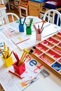 Children's educational equipment Kuvituskuvat