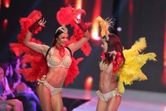 Sofia Fashion Week - stock photo