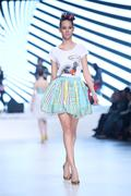 Bipa Fashion Show: Zoran Aragovic, Zagreb, Croatia. Stock Photos