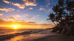Exotic Beach in Dominican Republic, Punta Cana Stock Footage