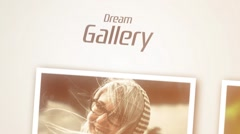 Dream Gallery - stock after effects