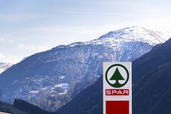 MATREI IN OSTTIROL, AUSTRIA – MARCH 28: Dutch multinational retail chain and Stock Photos