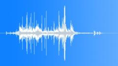 Snow Debris Movement 2 - sound effect