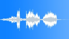 Plastic Wet Movement 2 Squeak - sound effect