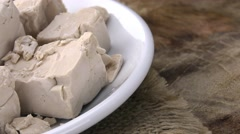 Rotating Yeast (not loopable) Stock Footage