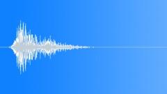 Distant Meteor Crash Impact 1 - sound effect