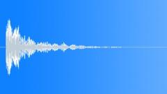 Distant Meteor Crash Impact 3 - sound effect