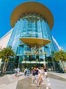 Siam Paragon Shopping mall, Bangkok - stock photo