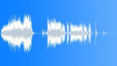 Plastic_TV-Stand_Creak_10 Sound Effect