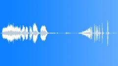 Plastic_TV-Stand_Creak_08 Sound Effect