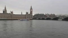 Big Ben London Stock Footage