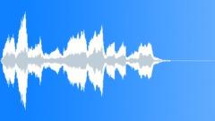 Priest singing benedictus blessing - sound effect